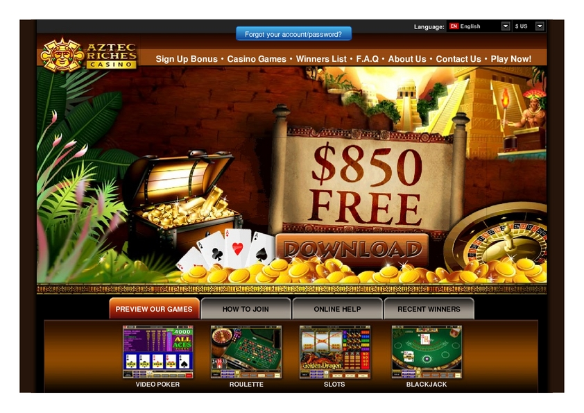 Aztec Ritces review on Review Slots