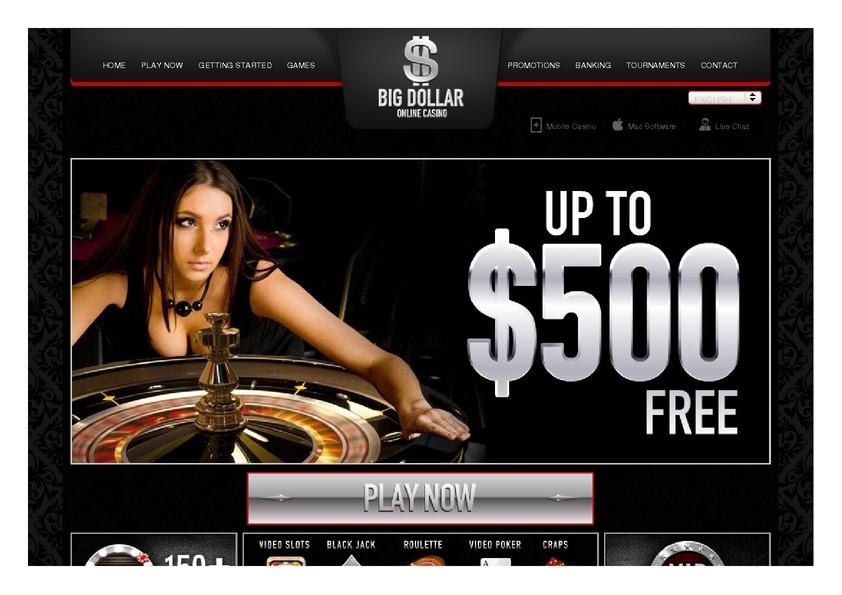 Big Dollar review on Review Slots