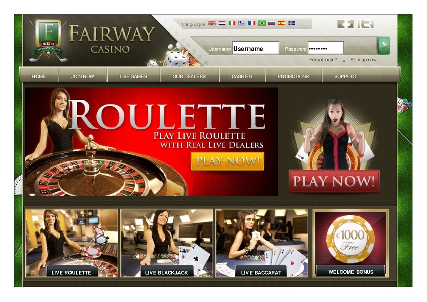 Fairway review on Review Slots