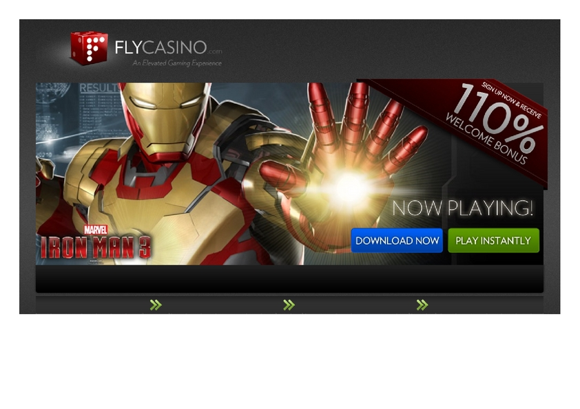 Fly Casino review on Review Slots