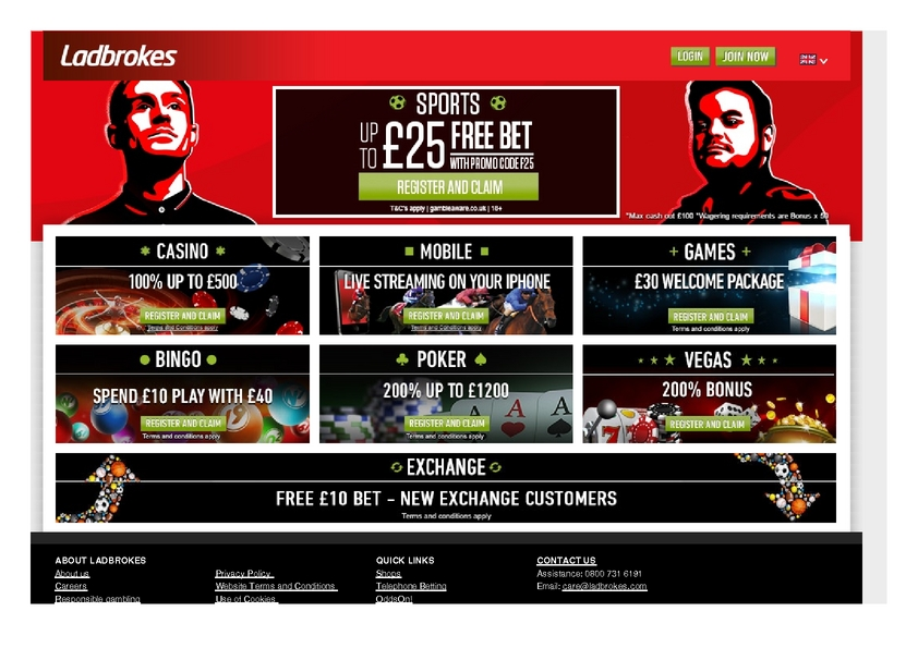Ladbrokes review on Review Slots