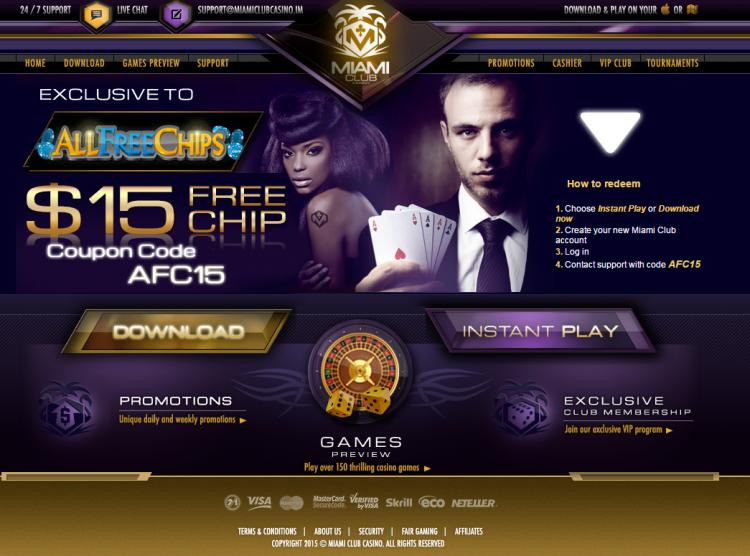 Miami Club review on Review Slots