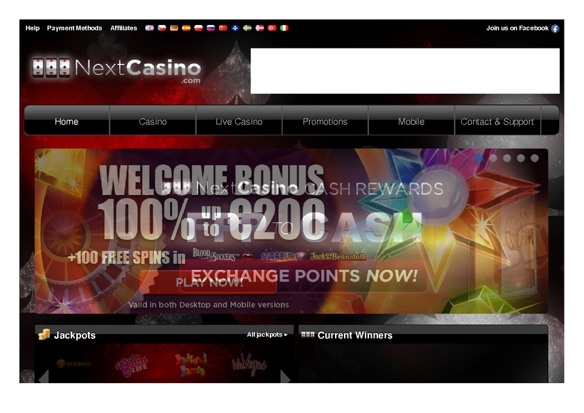 Next Casino review on Review Slots
