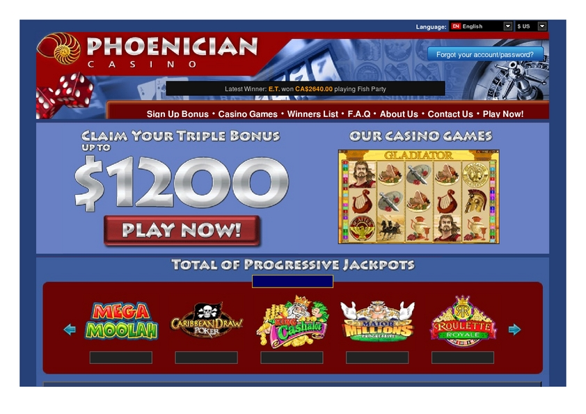 Phoenician review on Review Slots