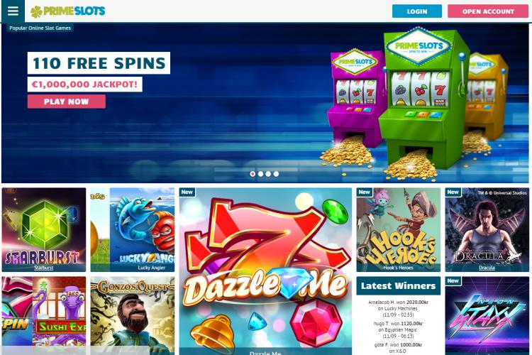 Prime Slots review on Review Slots
