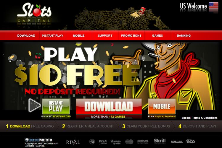 Slots Capital review on Review Slots