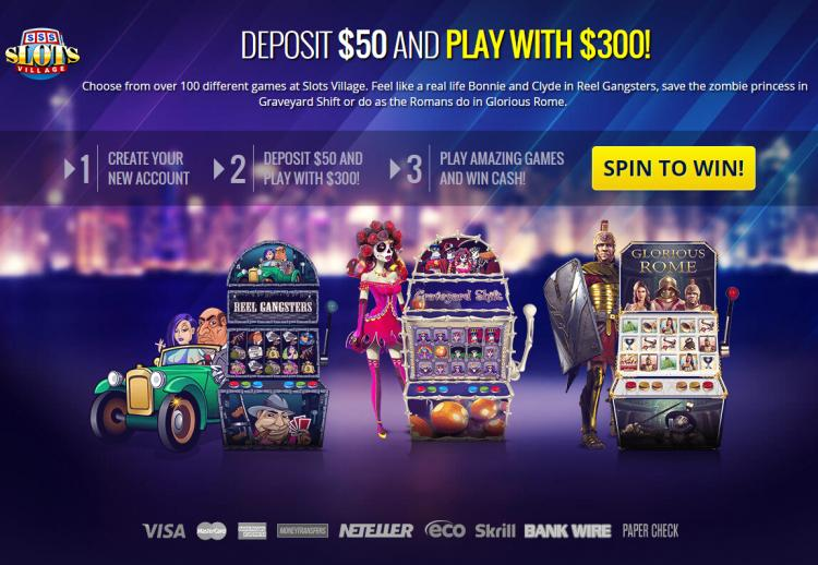 Slots Village review on Review Slots