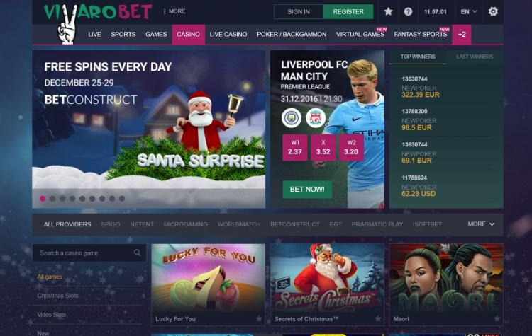Vbet Casino review on Review Slots