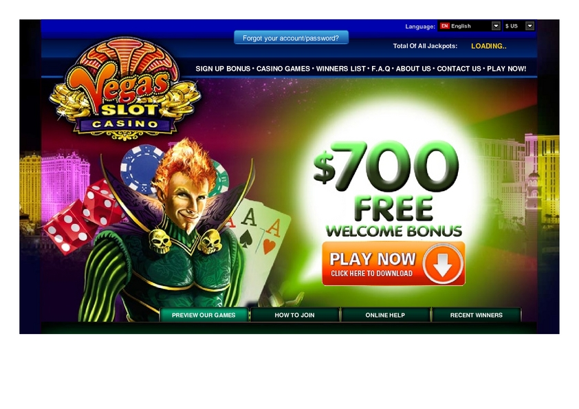 Vegas Slot review on Review Slots