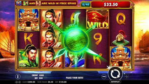 3 Kingdoms Battle of Red Cliffs review on Review Slots