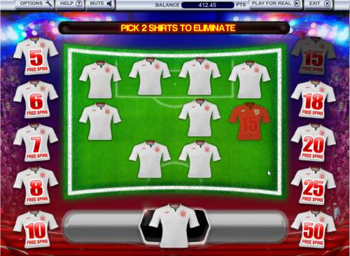 3 Lions Review Slots red jersey