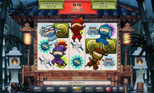 5 Ninjas Review Slots Landing three or more scatters (coin) triggers the Free Games feature