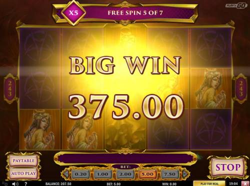 7 Sins Review Slots A 375.00 Big Win