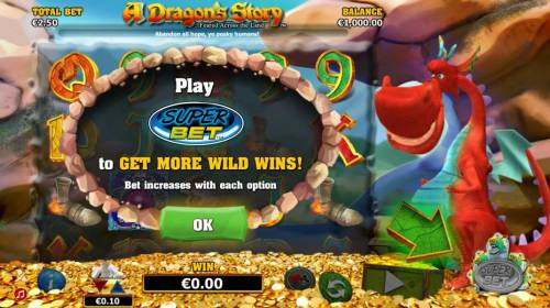 A Dragon's Story review on Review Slots