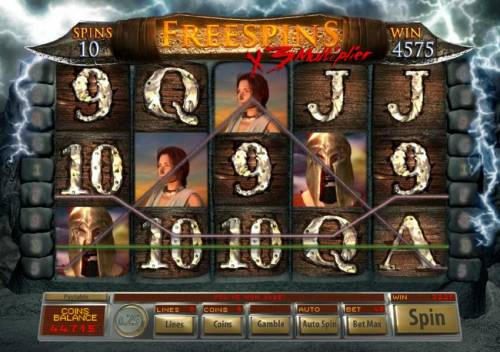 Age Of Spartans review on Review Slots