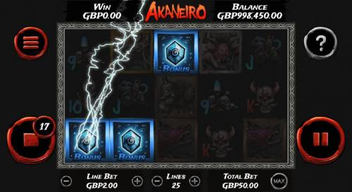 Akaneiro Review Slots Three bonus symbols anywhere on the reels will trigger the bonus game.