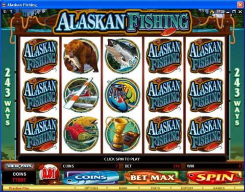 Alaskan Fishing review on Review Slots