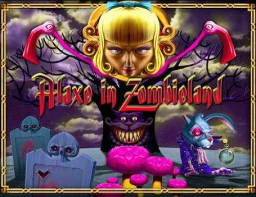 Alaxe in Zombieland Review Slots Splash Screen