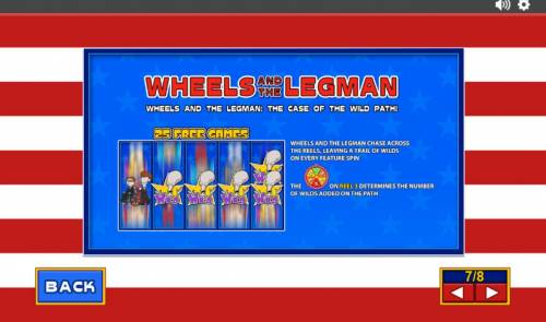 American Dad Review Slots Wheels and the Legman Feature Rules