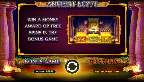 Ancient Egypt review on Review Slots