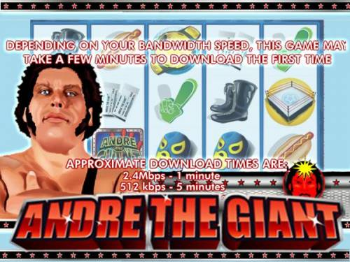 Andre the Giant review on Review Slots