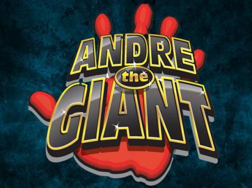 Andre the Giant Review Slots splash screen