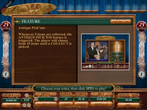 Antique Riches  review on Review Slots