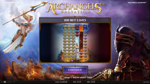 Archangels Salvation Review Slots Introduction