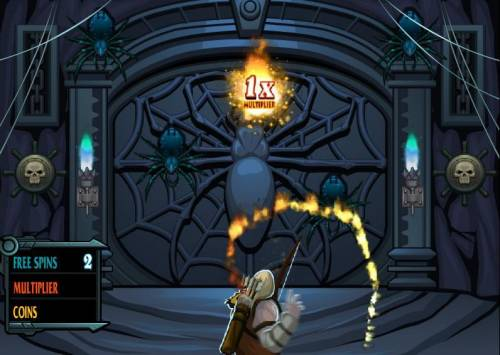 Arctic Fortune Review Slots Hitting Spiders