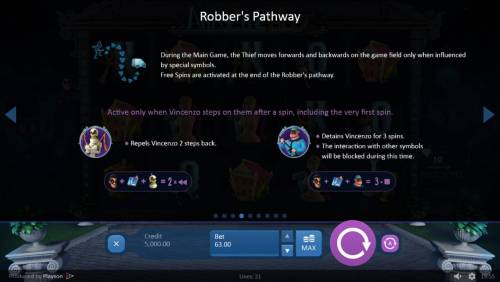 Art of the Heist Review Slots Robbers Pathway Rules - Continued