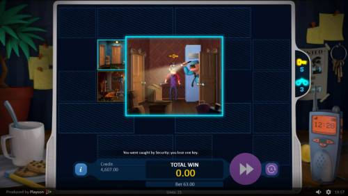 Art of the Heist Review Slots If you enter a room and are cuaght by security, you will lose one key.