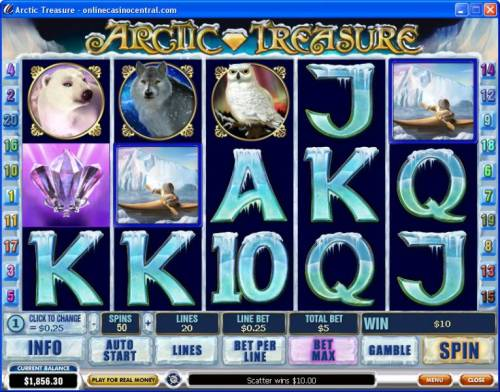 Arctic Treasure Review Slots
