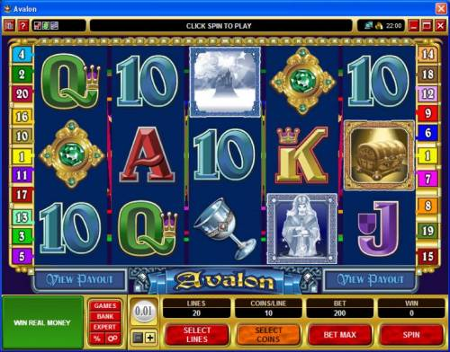 Avalon Review Slots