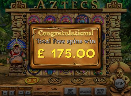 Aztecs review on Review Slots
