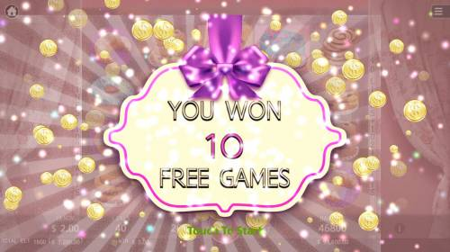 Bakery Sweetness Review Slots 10 Free Games Awarded