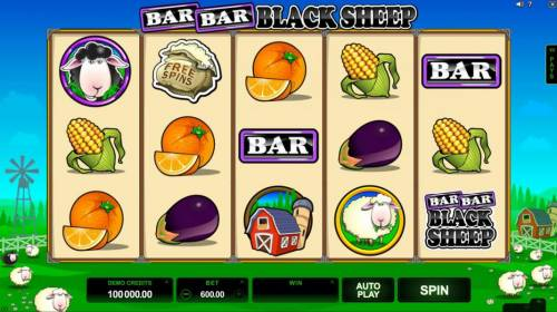 Bar Bar Black Sheep 5 Reels review on Review Slots