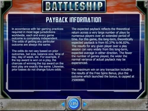Battleship review on Review Slots