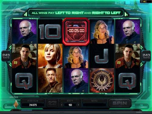 Battlestar Galactica Review Slots free spins