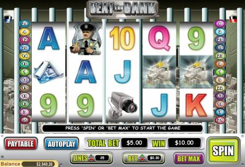 Beat the Bank review on Review Slots