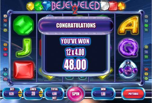 Bejeweled 2 review on Review Slots