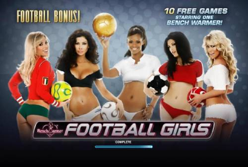 Bench Warmer Football Girls review on Review Slots