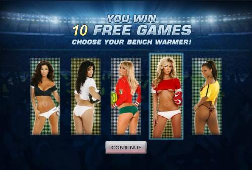 Bench Warmer Football Girls Review Slots choose a bench warmer for your 10 free games