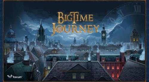 Big Time Journey Review Slots based on a time travel theme.