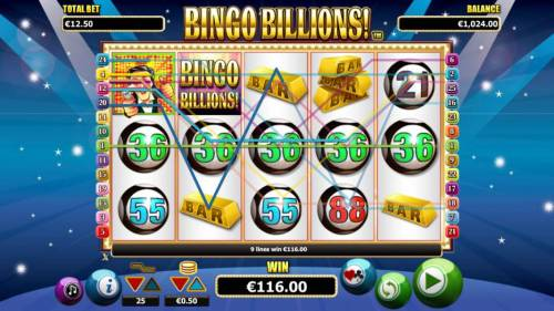 Bingo Billions review on Review Slots