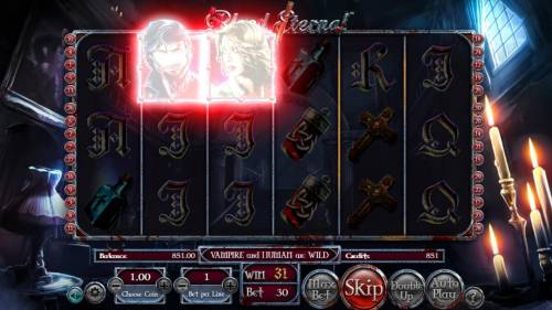 Blood Eternal review on Review Slots