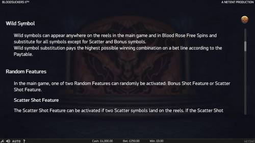 Blood Suckers II review on Review Slots