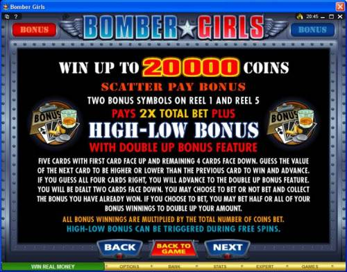 Bomber Girls review on Review Slots
