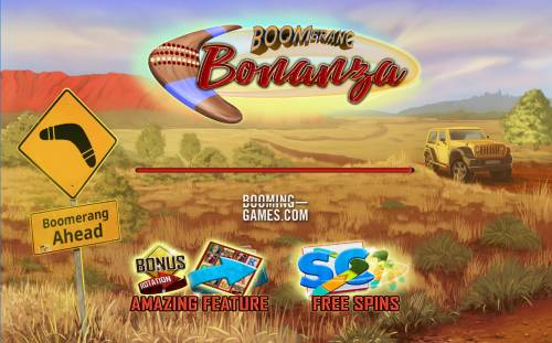 Boomerang Bonanza review on Review Slots