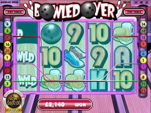 Bowled Over review on Review Slots