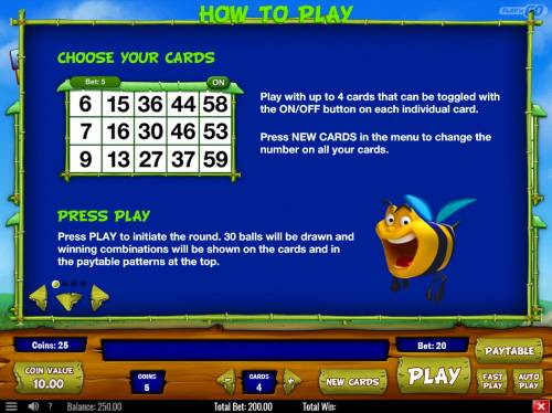 Bugs Party review on Review Slots